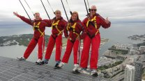 Edge Walk On The CN Tower: Most Exhilarating Experience In Toronto