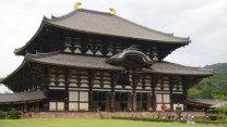 World's Biggest Indoor Buddha At Toudaiji Temple In Nara