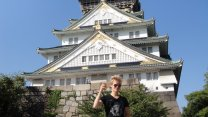 Most Famous Japanese Castle: Osaka Castle