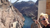 Don't Fall Off The Largest Dam In The USA: Hoover Dam