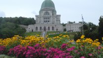 Mind-bloggling Church l'Oratoire In Montreal
