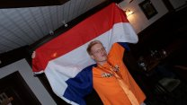 Watching The Dutch During The World Cup Of 2008 At Hemingsway Bar In Yorkville