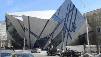 My First Time At The Royal Ontario Museum (ROM) In Toronto