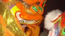 Random Photos Of Chinese New Years At Liberty Grand In Toronto