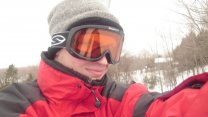 Snowboarding & Popping Bottles Of Cristal At Blue Mountain Canada