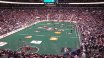 Canadian Lacrosse Toronto Rock At The Air Canada Centre In Toronto