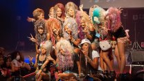 Most Colorful Japanese Fashion Show You Will Ever See! Its Campus Summit In Tokyo