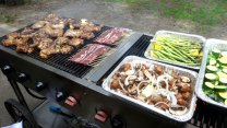 This Is How To Enjoy A Canadian BBQ Party
