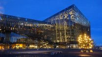 Harpa Concert Hall: After €164 Million