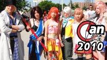 Final Fantasy Cosplay at Anime North 2010
