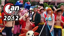 Biggest Cosplay Convention in Canada: Anime North 2012