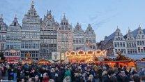 Mayhem With My Dutch Boys In Antwerp, Belgium