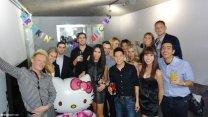 Birthday Bashes At Maison Mercer Nightclub In Toronto