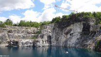 200 ft. Highest Bungee Jump In Canada