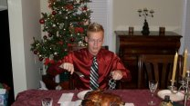 Cutting The Christmas Turkey In Oakville & Afterlife 244 Mayhem