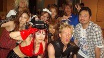 Cosplay VS Star Fire ParaPara Dancing At Differ Ariake In Odaiba
