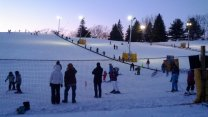Nearby Snowboarding In Toronto: Glen Eden