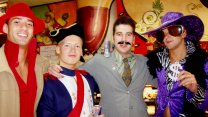 Being Napoleon Bonaparte At Halloween 2006 In Toronto