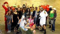 Have You Ever Had An Halloween Potluck At Your Office?