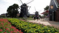 Holland Got Copied By Japan As Theme Park: Huis Ten Bosch