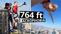World's Highest Bungee Jump in Macau - 233 Meters