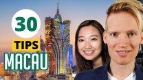 30 Secrets & Things to do in Macau
