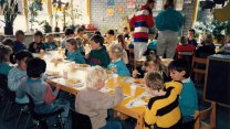 My Elementary School Days At The Moerberg School In Holland