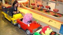 Exercise Theme Park In Japan: Muscle Park Odaiba