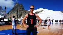 NBA on the Swiss Alps with Tony Parker