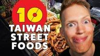 Taiwan Night Markets: TOP 10 Street Foods in Taipei