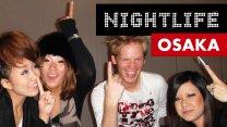 Wild Japanese Girls in Osaka Nightlife