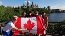 Canada Day In Ottawa: The Capital Of Canada