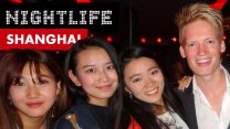 Shanghai Nightlife in China