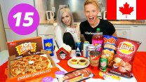 15 Typical Canadian Snacks & Drinks Review