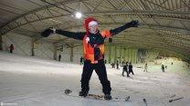 Snowplanet: Largest Indoor Snow Park In The Netherlands