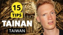 15 Things to do in Tainan, Taiwan