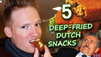 5 Popular Deep-Fried Dutch Snacks