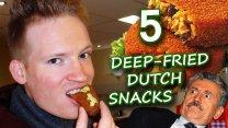 5 Popular Deep-Fried Dutch Snacks