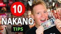 10 Things to do in Nakano: Tokyo's Budget District
