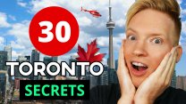30 Secrets & Best Places in Toronto, Canada