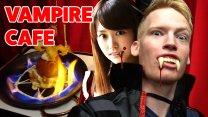 Vampire Cafe in Tokyo