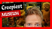 World's Creepiest Museum in Amsterdam