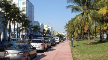 Ocean Drive & Nikki Beach Were My Favorite Places In Miami South Beach
