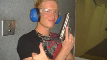 Best Place To Shoot Guns In Las Vegas: The Gun Store