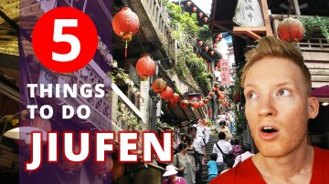 5 Things to do in Jiufen