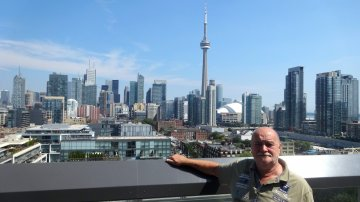 My Dad's First Trip To Canada