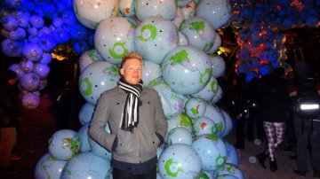 1 Million Visitors At Nuit Blanche's Midnight Art Festival