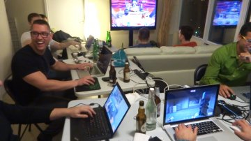 What Is A LAN Party? Only True Nerds Know at MattLAN 13