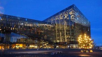 Harpa Concert Hall: After €164 Million