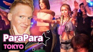 Tokyo Nightlife: Japanese ParaPara Dancing